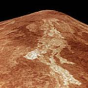 Space: Venus, 1991 Poster