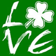 St. Patrick's Day - Love Poster