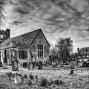 St Peter And St Paul Headcorn Poster