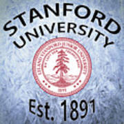 Stanford University Est. 1891 Poster