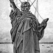 Statue Of Liberty, 1886 Poster