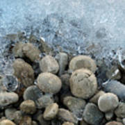 Stones And Ice Poster