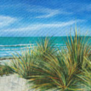 Surf Beach Poster