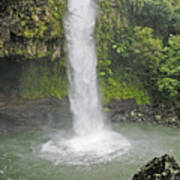 Taveuni, Tavoro Waterfall Poster