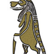 Taweret - Mythical Creature Of Ancient Egypt Poster