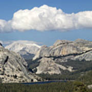 Tenaya Lake From Olmstead Point Poster