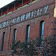 The Cannery Poster