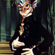 The Marquis De Piscatorum Poster