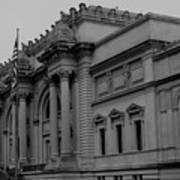 The Metropolitan Museum Of Art Poster