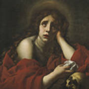 The Penitent Mary Magdalene Poster
