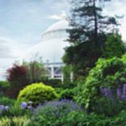 The Perennial Garden Poster