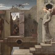 The Pool Of Bethesda Poster