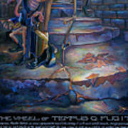 The Wheel Of Tempus Q. Fugit Poster