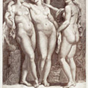 Three Graces Poster