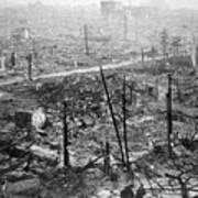 Tokyo Earthquake, 1923 Poster