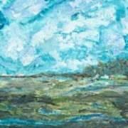 Toward Pinckney Island Poster