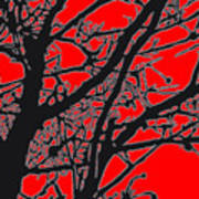 Trees I Poster