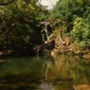 Twin Falls Pool Poster