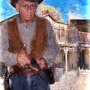 Two Gun Earl Poster