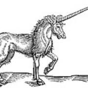 Unicorn, 1607 Poster