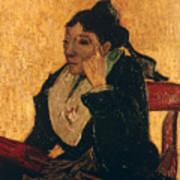 Van Gogh: Larlesienne, 1888 Poster
