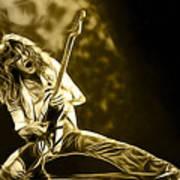Van Halen Eddie Van Halen Collection Poster