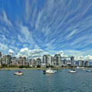 Vancouver British Columbia Poster