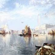 Venetian Grand Canal Poster