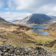 View From Glyder Fawr Poster