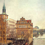 View On A River Poster