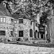 Vikingsholm Castle Lake Tahoe Poster