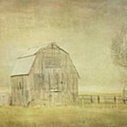 Vintage Barn Poster