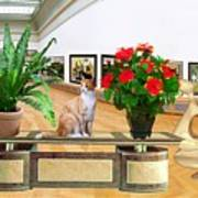Virtual Exhibition 22 Poster