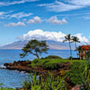 Wailea Point Poster