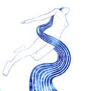 Water Nymph Xlvii Poster