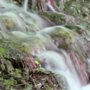Water Spring Scene Poster