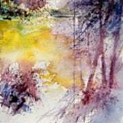 Watercolor 040908 Poster