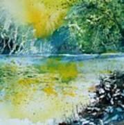 Watercolor  051108 Poster
