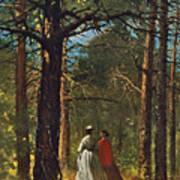 Waverly Oaks Poster