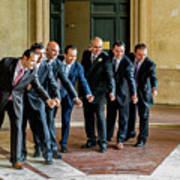 Wedding Men Poster