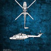 Westland Lynx Poster