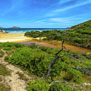 Wilsons Promontory National Park Poster