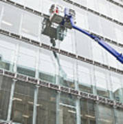 Window Cleaning Poster