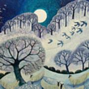 Winter Woolies Poster