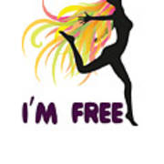 Womens Clothluxe Democracy Freedom Tee Shirt Gift Poster