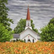 Worshiping Lilies 1 Poster