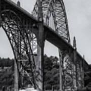 Yaquina Bay Bridge Poster