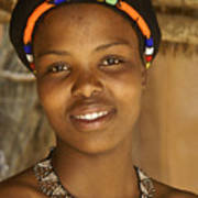 Zulu Maiden Poster