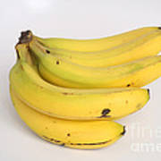 Banana Ripening Sequence Poster