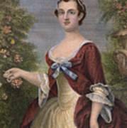 Martha Washington Poster by Granger